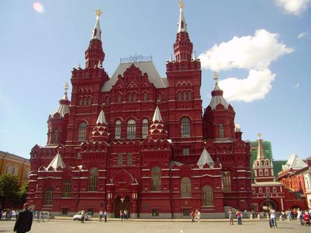 La russie un pays au milles visages for Architecture russe